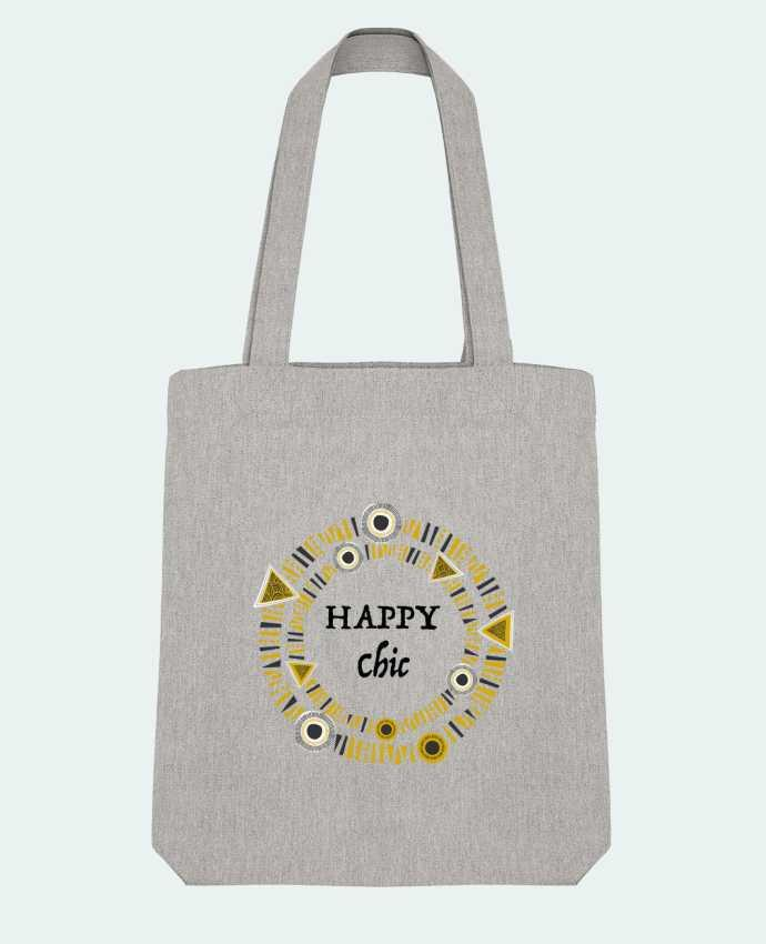 Tote Bag Stanley Stella Happy Chic by LF Design