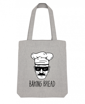 Tote Bag Stanley Stella Baking bread by Nick cocozza