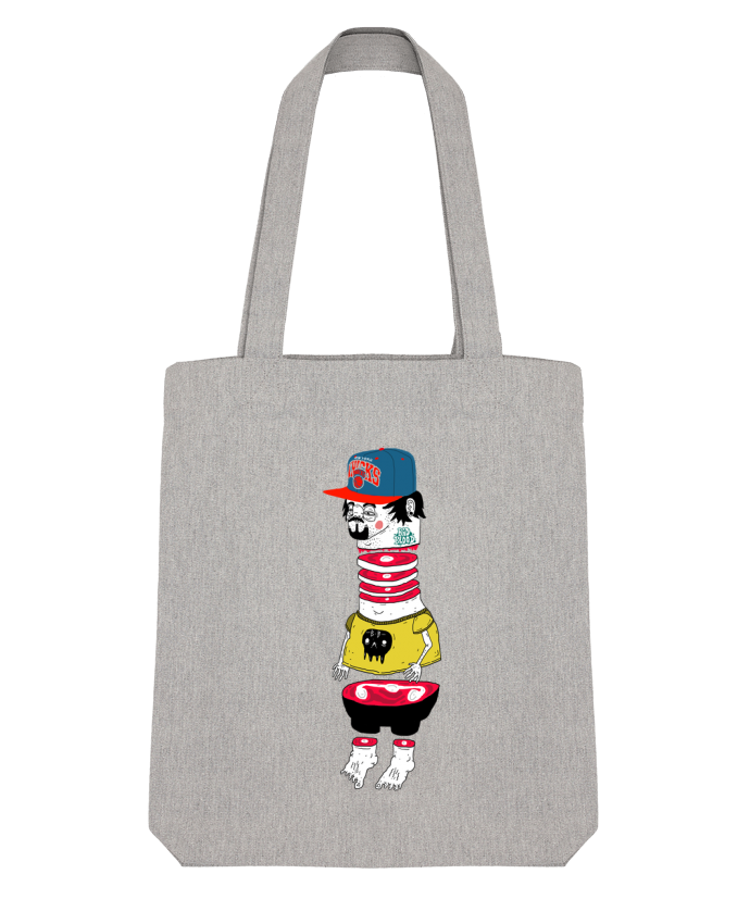 Tote Bag Stanley Stella Chopsuey by Nick cocozza