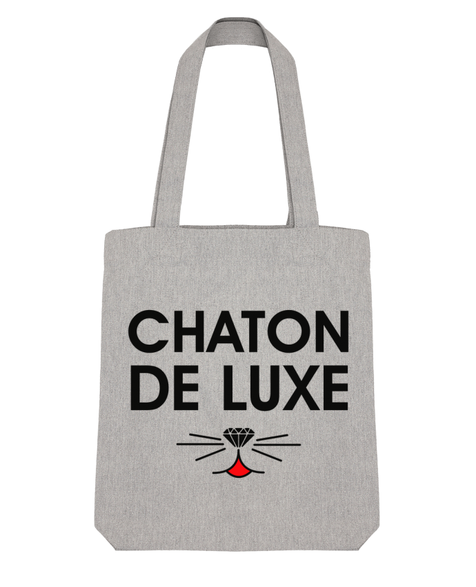 Tote Bag Stanley Stella Chaton de luxe by tunetoo