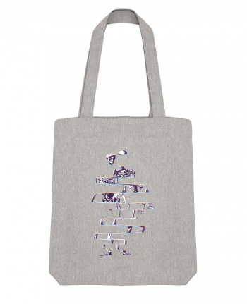 Tote Bag Stanley Stella Skeleton by ali_gulec