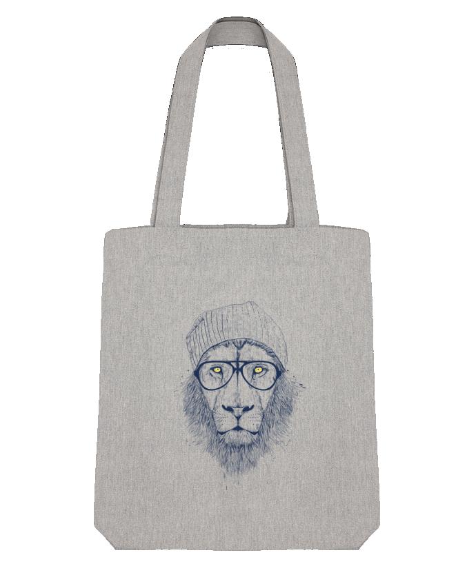 Tote Bag Stanley Stella Cool Lion by Balàzs Solti