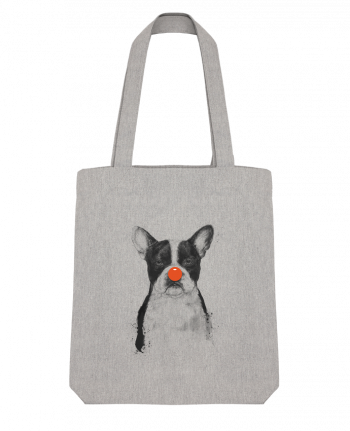 Tote Bag Stanley Stella IM not your Clown by Balàzs Solti