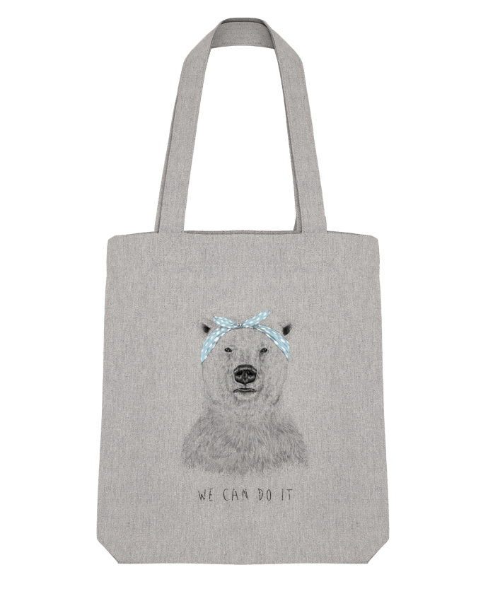 Tote Bag Stanley Stella we_can_do_it by Balàzs Solti