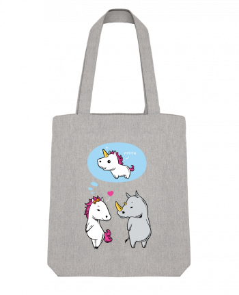 Tote Bag Stanley Stella Perfect match by flyingmouse365