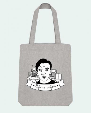 Tote Bag Stanley Stella Malcolm in the middle by tattooanshort
