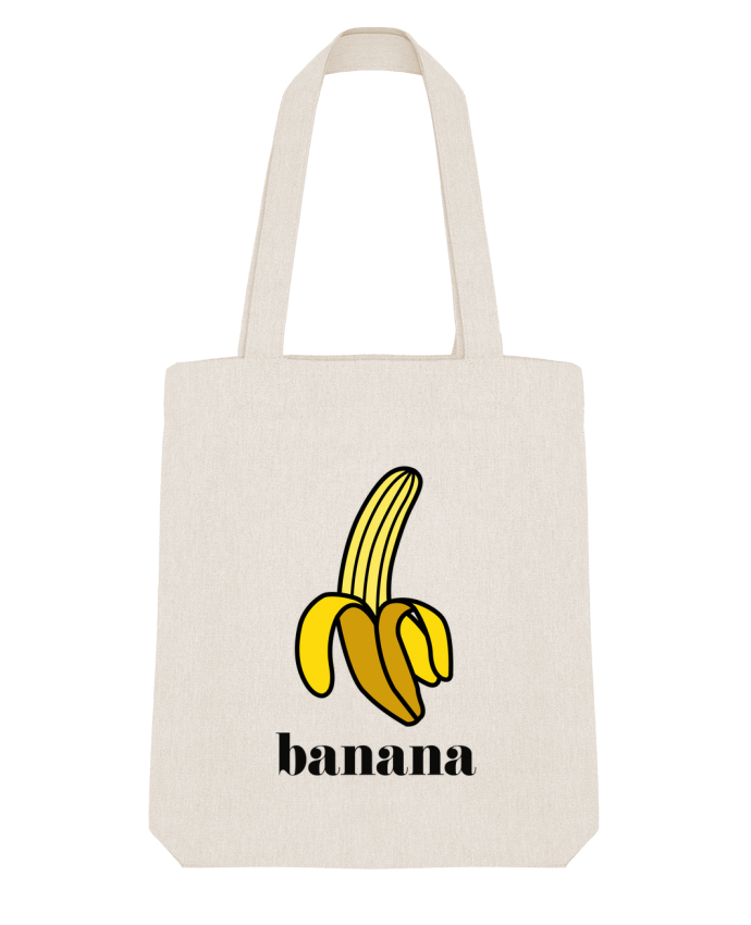 Tote Bag Stanley Stella Banana by tunetoo