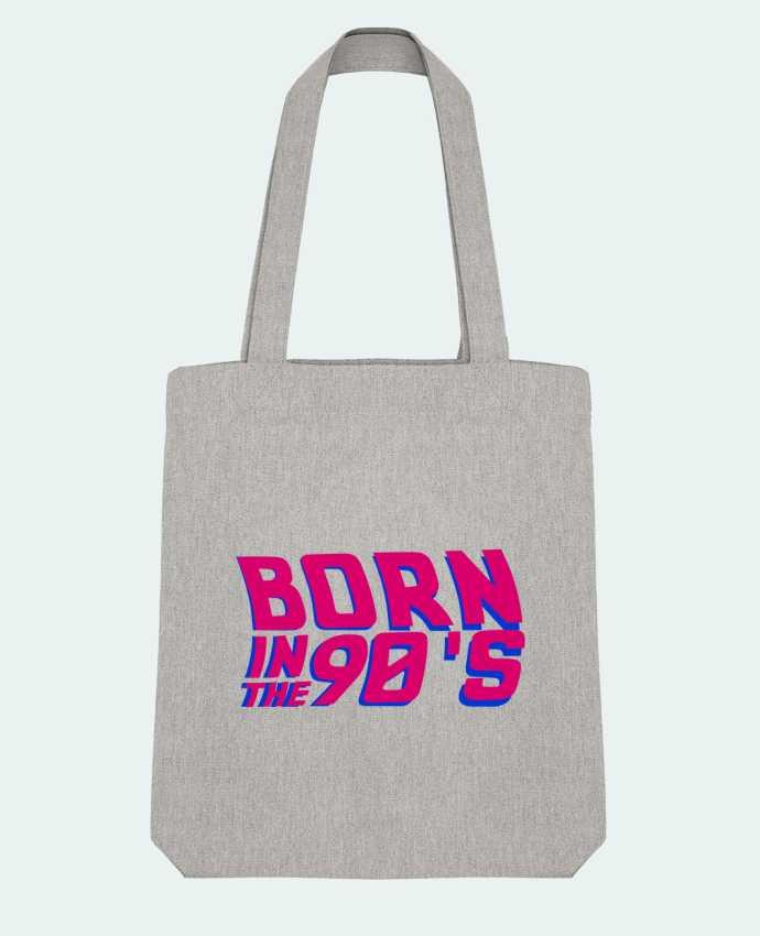 Tote Bag Stanley Stella Born in the 90's by tunetoo