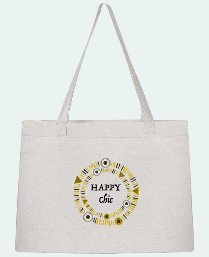 Shopping tote bag Stanley Stella Happy Chic by LF Design