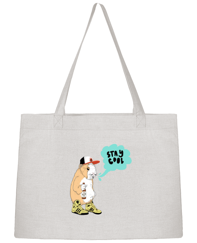 Shopping tote bag Stanley Stella Stay cool by Nick cocozza