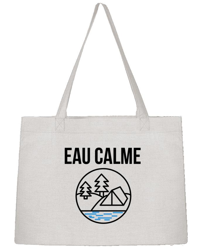 Shopping tote bag Stanley Stella eau calme by Ruuud