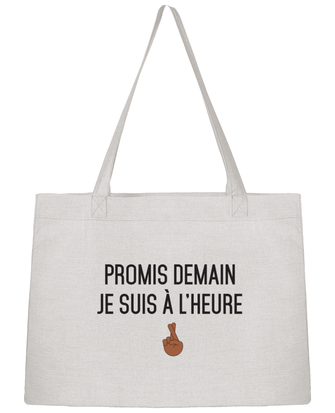 Shopping tote bag Stanley Stella Promis demain je suis à l