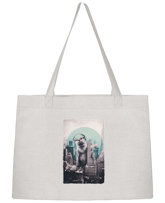 Shopping tote bag Stanley Stella Dj by ali_gulec
