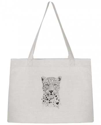 Shopping tote bag Stanley Stella lovely_leobyd by Balàzs Solti