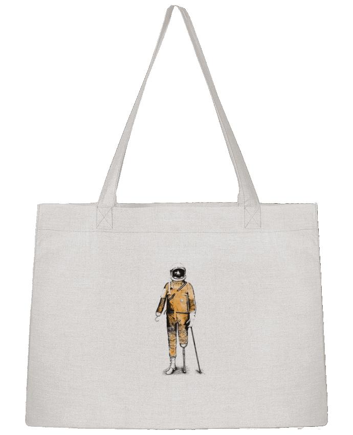 Shopping tote bag Stanley Stella Astropirate by Florent Bodart