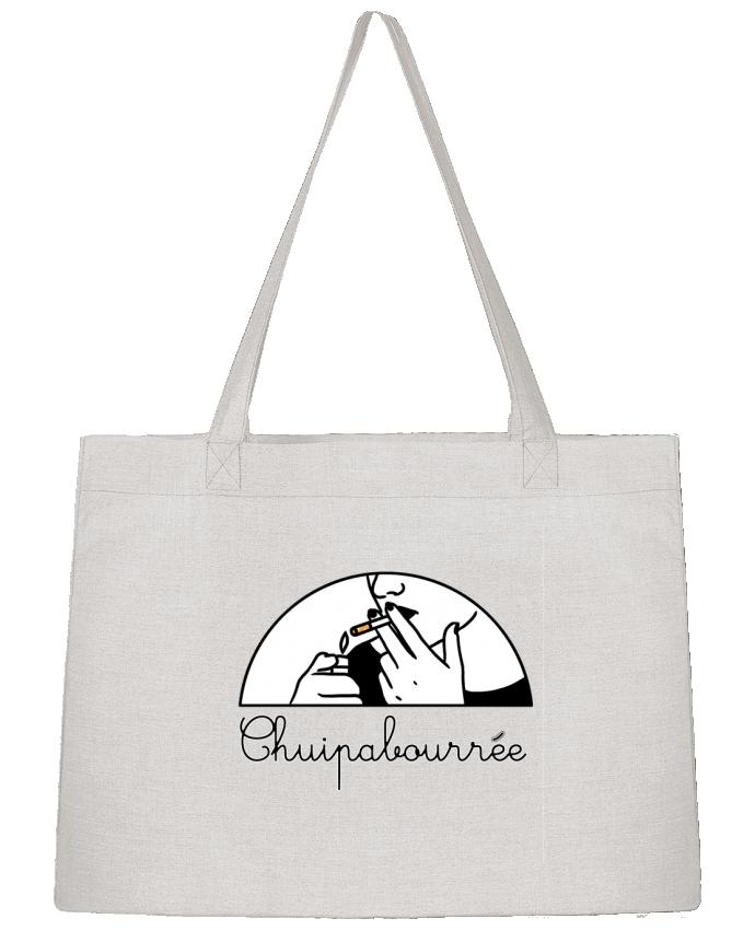 Shopping tote bag Stanley Stella Chuipabourrée by tattooanshort