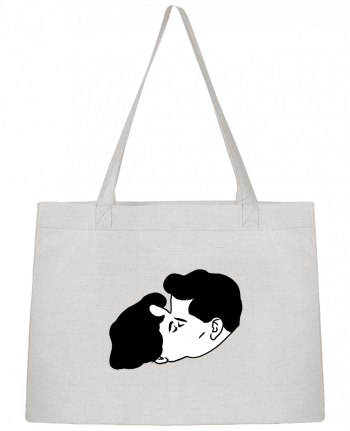 Shopping tote bag Stanley Stella Fusion by tattooanshort