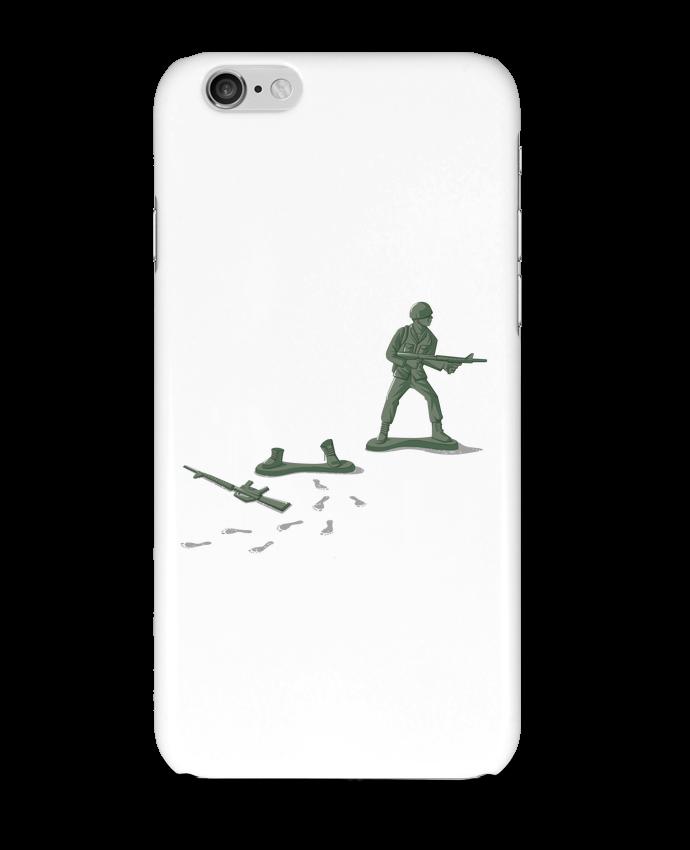 Case 3D iPhone 6 Deserter by flyingmouse365