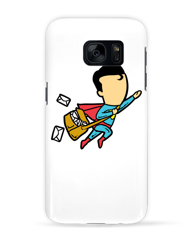 Case 3D Samsung Galaxy S7 Post by flyingmouse365