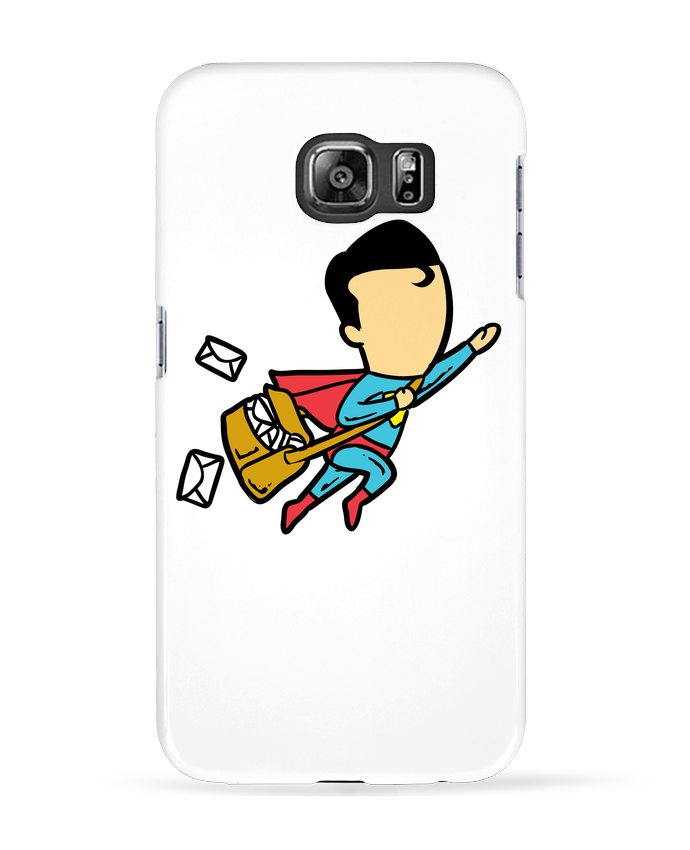 Case 3D Samsung Galaxy S6 Post - flyingmouse365