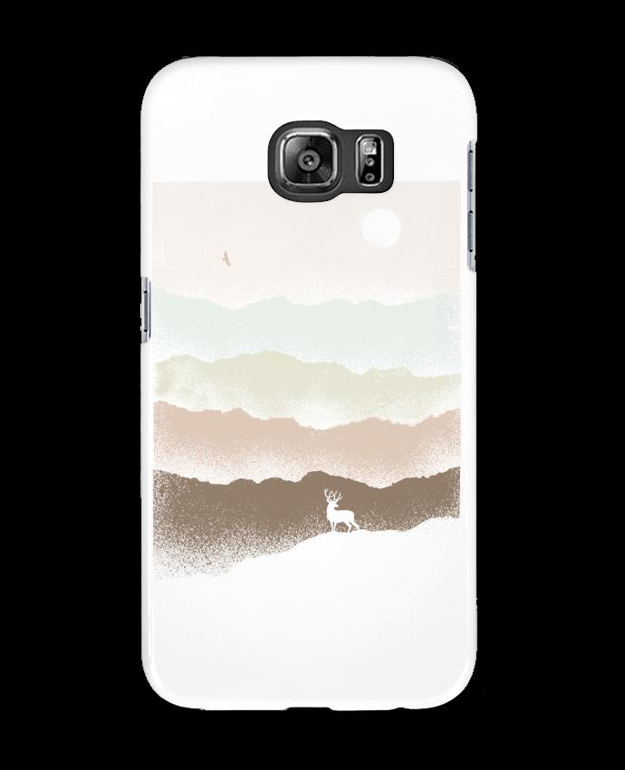 Case 3D Samsung Galaxy S6 Quietude - Florent Bodart