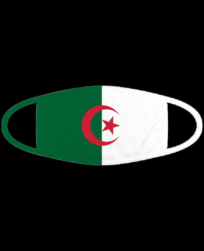 Sublimable Mask L adults Drapeau Algérie by tunetoo