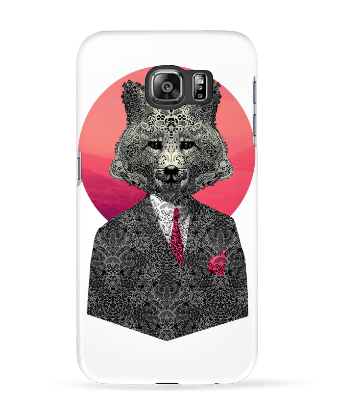 Case 3D Samsung Galaxy S6 Very Important Fox - ali_gulec