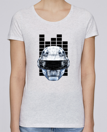 T-shirt Women Stella Loves DAFT CHROME by RUBIANT