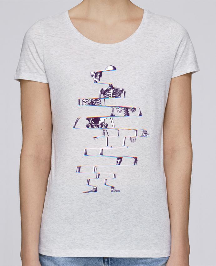 T-shirt Women Stella Loves Skeleton by ali_gulec