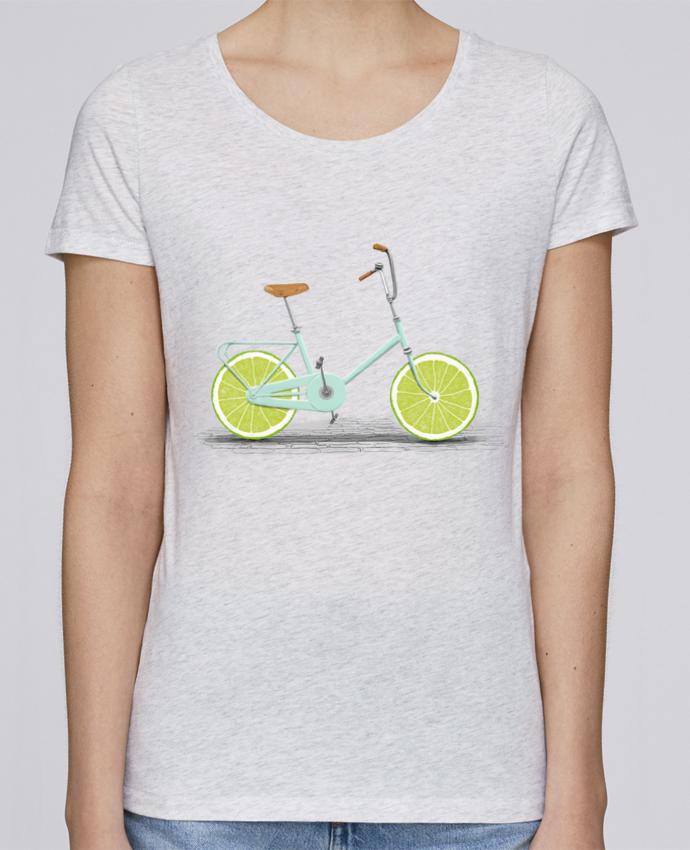 T-shirt Women Stella Loves Acid by Florent Bodart