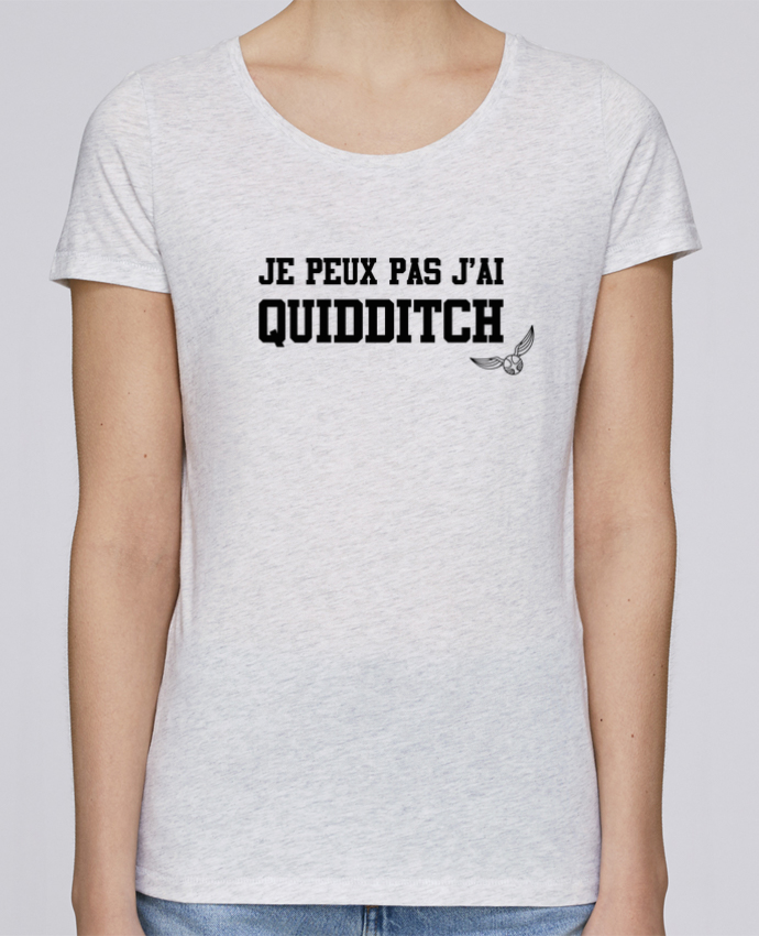 T-shirt Women Stella Loves Je peux pas j'ai quidditch by tunetoo