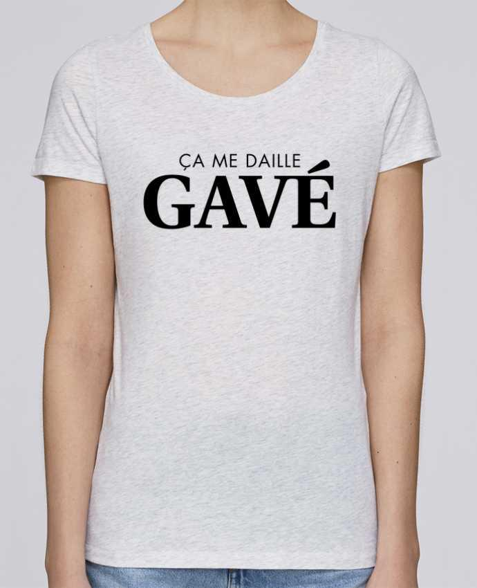 T-shirt Women Stella Loves ça me daille gavé by tunetoo