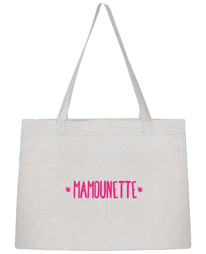 Shopping tote bag Stanley Stella Mamounette by tunetoo