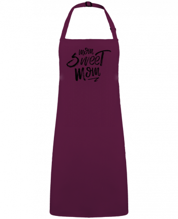 Apron no Pocket Mom sweet mom by  tunetoo